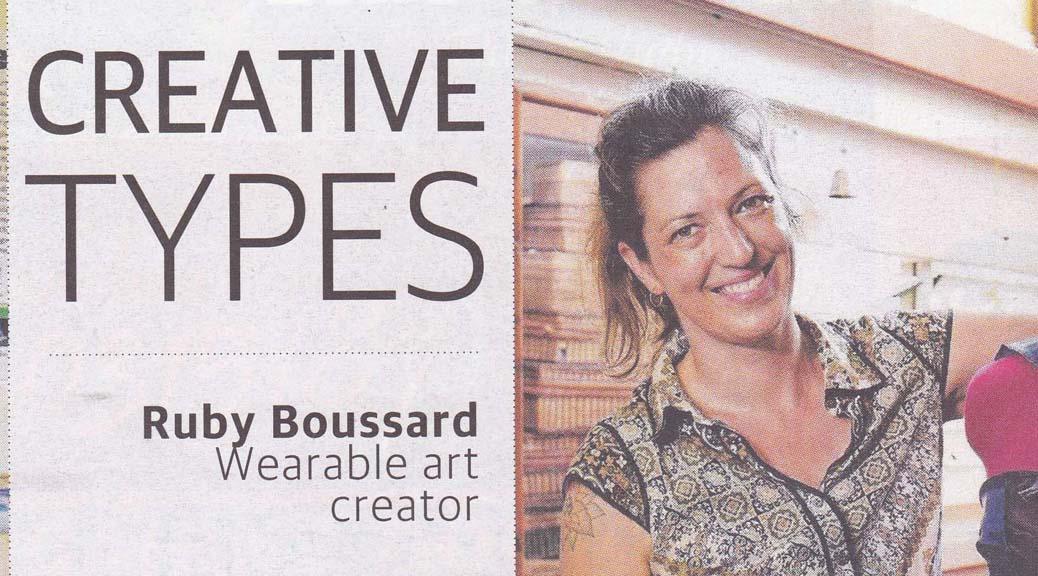 Header - Creative types